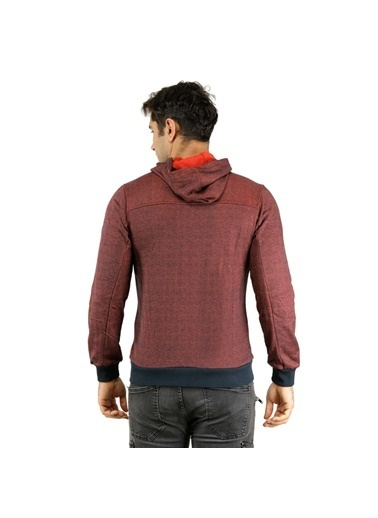 Phazz Brand Sweatshirt Kırmızı